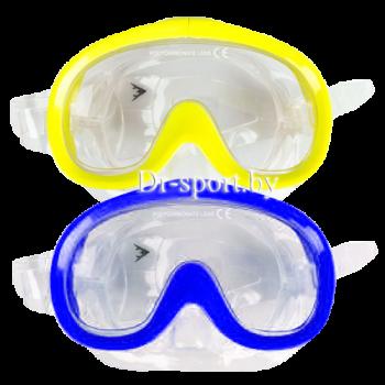 "Маска для плавания ""Crystal JR""  200705"