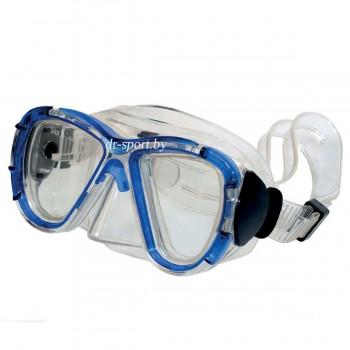 """Маска для плавания """"Nadir PRO JR"""" 21060, синий"""