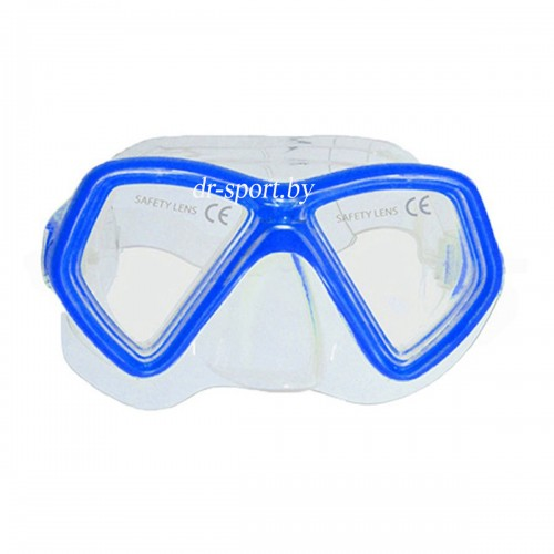 """Маска для плавания """"Start"""" 23020, синий"""
