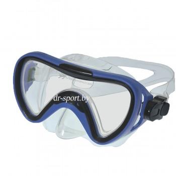 """Маска для плавания """"Orca SR"""" 23090, сине-черный"""