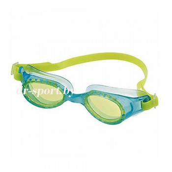 Очки для плавания Rocky 4107 S зеленый