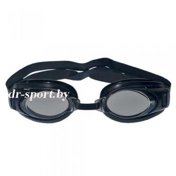 """Очки для плавания """"Dolphin SR"""" 51030 черный"""
