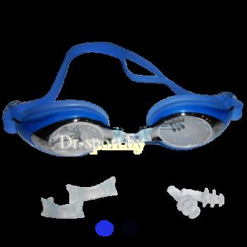 "Очки для плавания ""Shark SR"" 52070"
