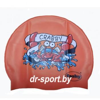Шапочка для плавания 3047 оранжевый