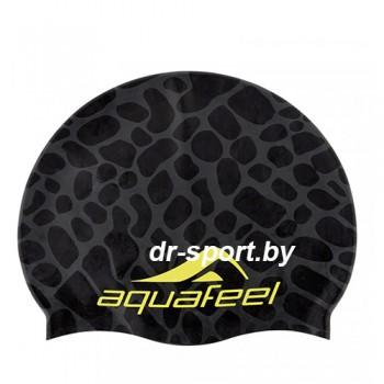Шапочка для плавания 30505-20 черный Silicone