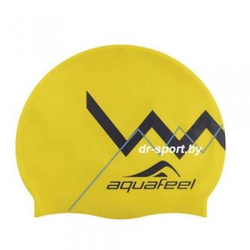 Шапочка для плавания 30505-30 желтый Silicone