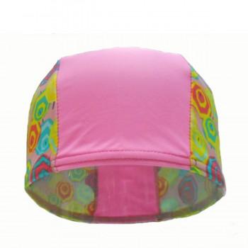 Шапочка для плавания 3226-00 розовый