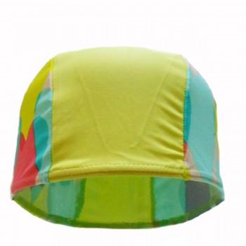 Шапочка для плавания 3226-00 желтый