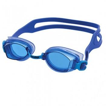 Очки для плавания Racer 4124 L синий