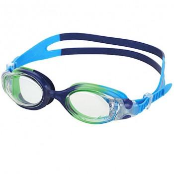 Очки для плавания Kids Match 4134 S сине-зеленый
