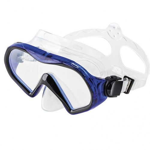 Маска для плавания Fashy Explorer 2  8850 L blue
