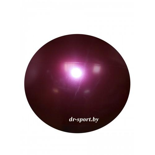 Мяч гимнастический Arpax Д-65 фиолетовый металлик