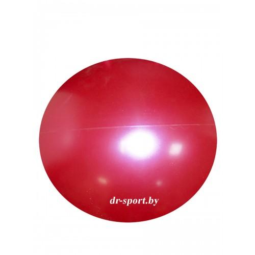 Мяч гимнастический Arpax Д-20 красный металлик