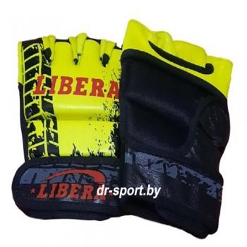 Перчатки MMA Libera н/к LIB-312 L