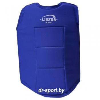 Защита  груди каратэ LIB-774 L синий