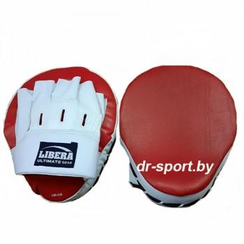 Лапа боксерская Libera LIB-235