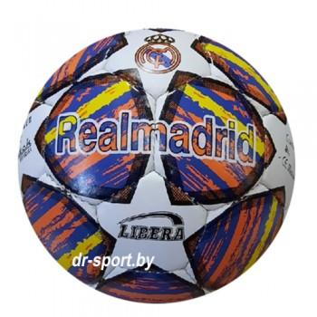 Мяч футбольный Libera ПУ 507