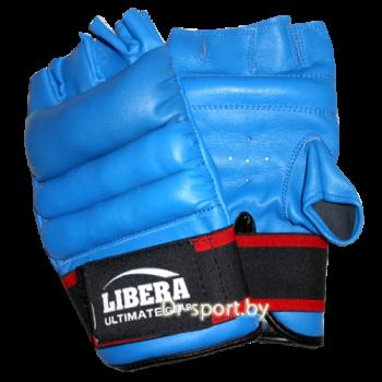 Накладки каратэ Libera LIB-729-L синие
