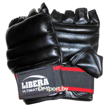 Накладки каратэ Libera LIB-729-L черные