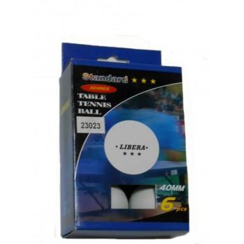 Мяч для настольного тенниса Profi  23023  3*