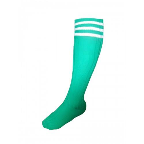 Гетры цветные зеленые  арт. 2410-G-SN