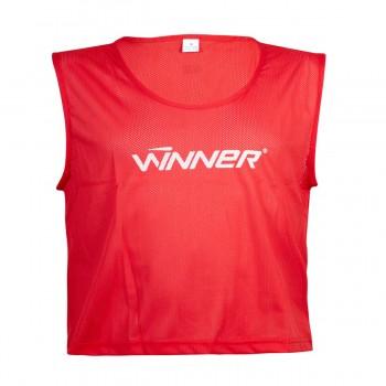 Манишка Winner (стартовая накидка) L красный