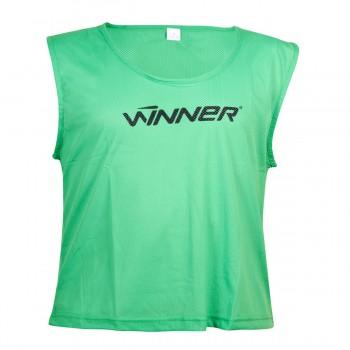 Манишка Winner (стартовая накидка) L зеленый