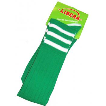 Гетры цветные зеленые  арт. 2410-G-JN