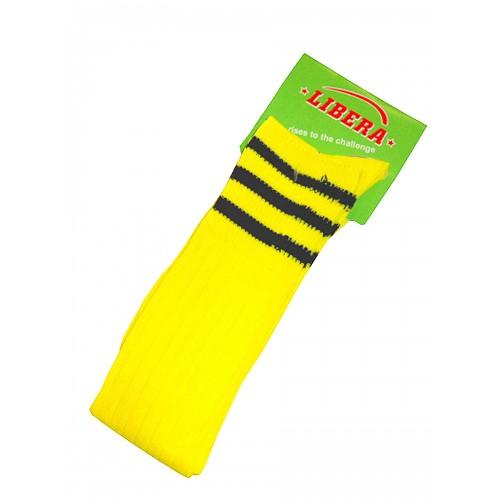 Гетры цветные желтые  арт. 2410-Y-JN