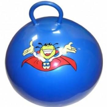Мяч гимнастический Libera с ручками 45 см. 6023-18
