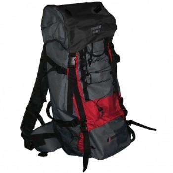 Рюкзак туристический 45L RED/BLUE