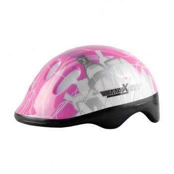 Шлем для роликов MaxCity BABY-CITY PINK