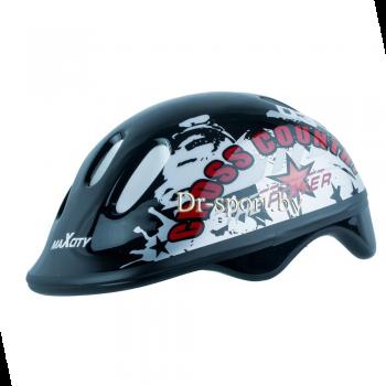 Шлем для роликов MaxCity BABY-CROSS RED M