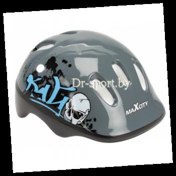 Шлем для роликов MaxCity BABY-CARIBO BOY S