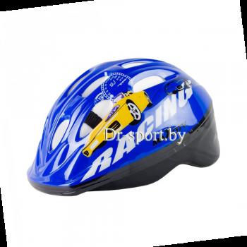 Шлем для роликов MaxCity BABY RACING S