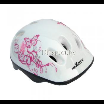 Шлем для роликов MaxCity BABY-CARIBO GIRL S