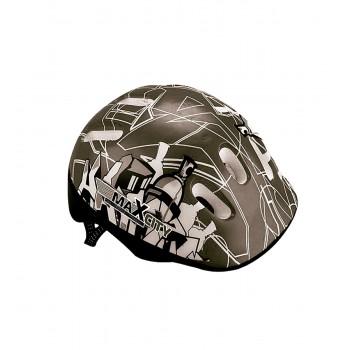 Шлем для роликов MaxCity BABY-CITY BLACK