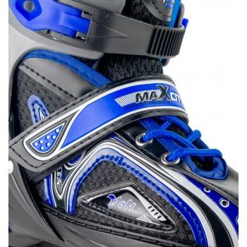 Коньки ледовые роликовые MaxCity  Volt ICE Combo boy 31-34