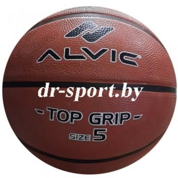 Мяч баскетбольный Alvic Top Grip №5