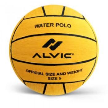 Мяч для водного поло Alvic 5 yellow
