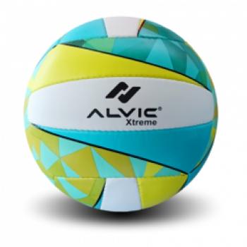 Мяч волейбольный Alvic Xtreem green № 5