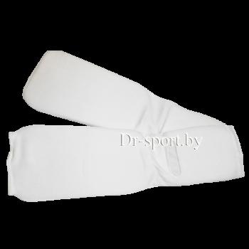 Защита  голени и голеностопа белая Ayoun 770  L