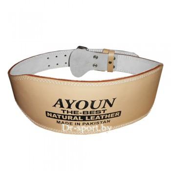 Пояс тяжелоатлета Ayoun 2180 (10 см.) 4XL