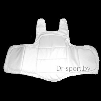 Защита  груди каратэ Ayoun 774 S белая