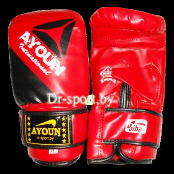 Перчатки снарядные Ayoun 862-S красный