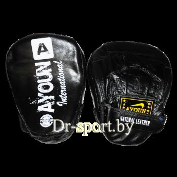 Лапа боксерская Ayoun 901 черная