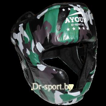 Шлем боксерский  Ayoun Profi 945 XL