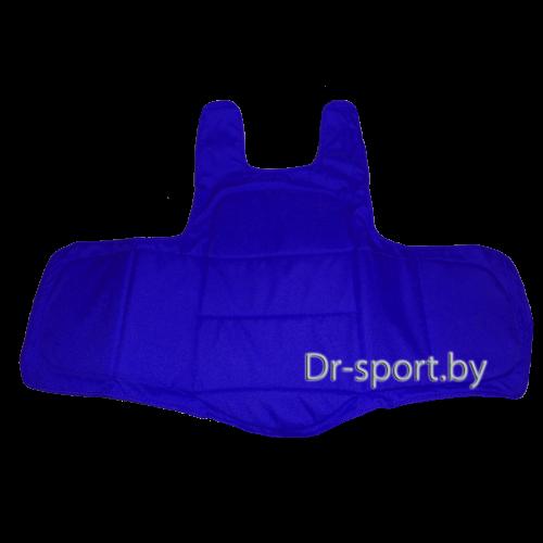Защита  груди каратэ Ayoun 774 S синяя