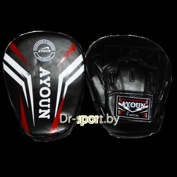 Лапа боксерская Ayoun 801 черная