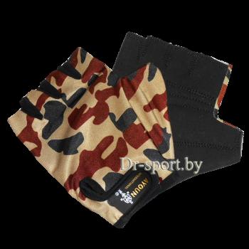 Перчатки для фитнеса милитари 922 XL